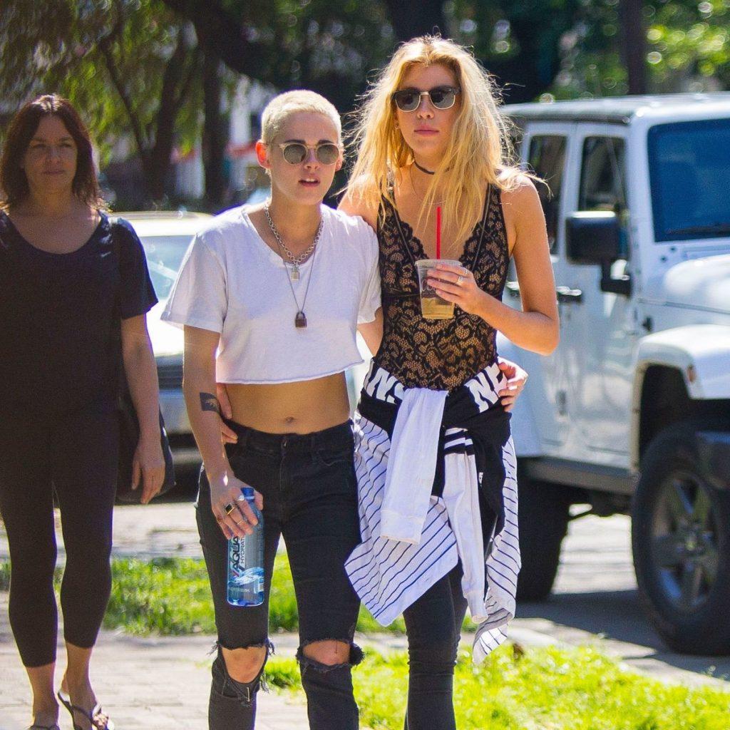 Kristen Stewart and Stella Maxwell Are Still Dressing In Sync