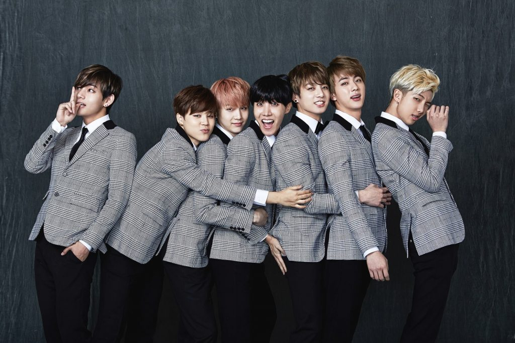bts in suit group photo