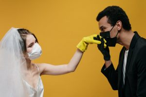 wedding during the pandemic