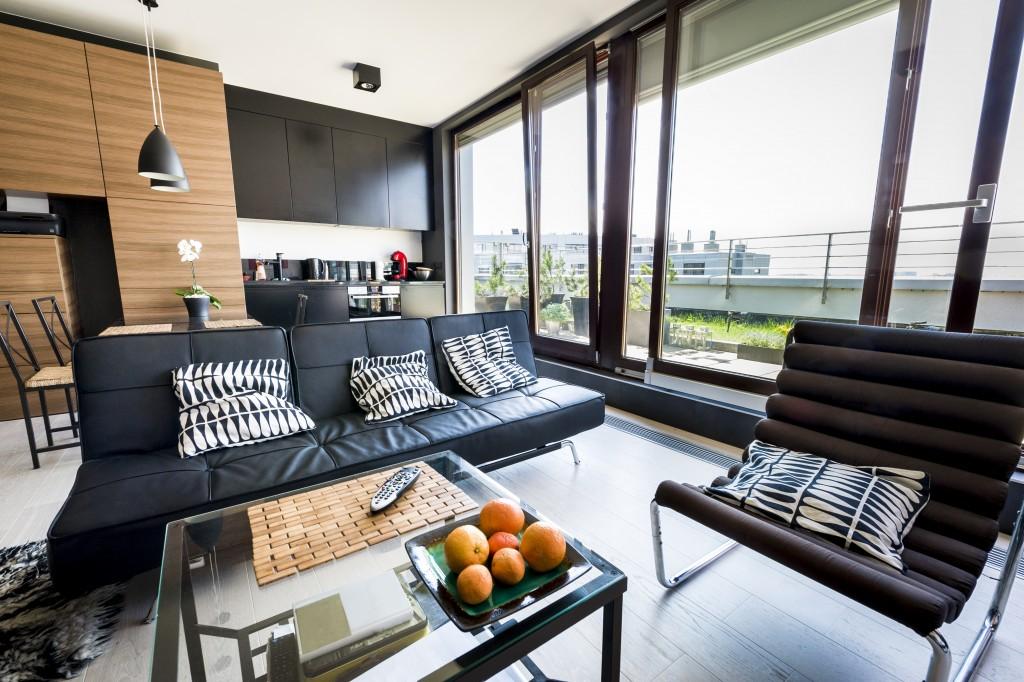 modern decoration and furnishing