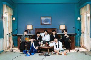 BTS BE concept photo