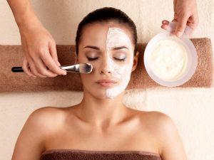 beauty regimen