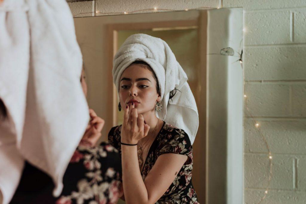 beauty regimen 2